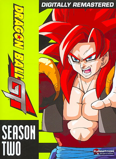 DRAGON BALL GT THE MOVIE:SEASON 2 BY DRAGON BALL GT (DVD)